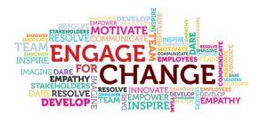 Exchange for change Banner